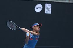 October 5, 2018 - Beijing, Beijing, China - Beijing, CHINA-Chinese tennis player Zhang Shuai competes with Osaka Naomi at 2018 China Open in Beijing, China. (Credit Image: © SIPA Asia via ZUMA Wire)