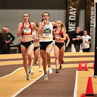 Julianne Labach, Saskatchewan, 2019 U SPORTS Track and Field Championships on Thu Mar 07 at James Daly Fieldhouse. Credit: Arthur Ward/Arthur Images