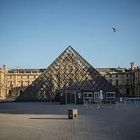 Paris after attacks by Chris Maluszynski