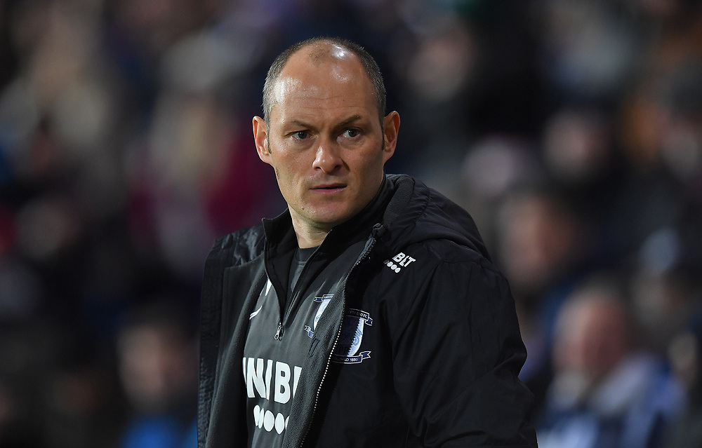 Preston North End's Manager Alex Neil <br /> <br /> Photographer Dave Howarth/CameraSport<br /> <br /> The EFL Sky Bet Championship - West Bromwich Albion v Preston North End - Tuesday 25th February 2020 - The Hawthorns - West Bromwich<br /> <br /> World Copyright © 2020 CameraSport. All rights reserved. 43 Linden Ave. Countesthorpe. Leicester. England. LE8 5PG - Tel: +44 (0) 116 277 4147 - admin@camerasport.com - www.camerasport.com