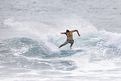 September 12, 2017 - Reigning World Champion and current Jeep Rankings Leader Tyler Wright of Australia advanced to Round Three of the 2017 Swatch Pro Trestles after defeating Junior World Champion Macy Callaghan (AUS) in Heat 3 of Round Two at Huntington Beach, CA, USA...Swatch Pro 2017, California, USA - 12 Sep 2017 (Credit Image: © Rex Shutterstock via ZUMA Press)