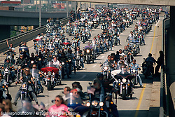 Milwaukee Jam, WI., 1998<br /> <br /> Limited Edition Print from an edition of 50. Photo ©1982 Michael Lichter.
