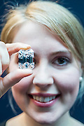 """Sotheby's unveils a diamond unlike any offered before: an extraordinary 100-carat perfect diamond in a classic Emerald-cut. The remarkable 100.20-carat, D color, Internally Flawless, Type IIa stone will highlight Sotheby's Magnificent Jewels auction in New York on 21 April 2015, when it is estimated to sell for US$19-25 million. At this scale, diamonds of this exceptional quality – D color and Internally Flawless clarity – are incredibly rare, and are considered """"perfect"""". The present example joins an elite group of just five comparable-quality diamonds over 100 carats that have ever been sold at auction worldwide."""