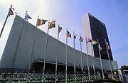 United Nations, Manhattan, New York