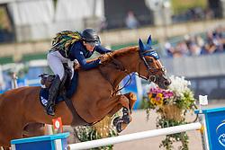 Goldstein Danielle, ISR, Lizziemary<br /> World Equestrian Games - Tryon 2018<br /> © Hippo Foto - Dirk Caremans<br /> 23/09/2018