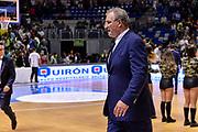 DESCRIZIONE : Eurolega Euroleague 2015/16 Group D Unicaja Malaga - Dinamo Banco di Sardegna Sassari<br /> GIOCATORE : Romeo Sacchetti<br /> CATEGORIA : Allenatore Coach Ritratto Delusione Postgame<br /> SQUADRA : Dinamo Banco di Sardegna Sassari<br /> EVENTO : Eurolega Euroleague 2015/2016<br /> GARA : Unicaja Malaga - Dinamo Banco di Sardegna Sassari<br /> DATA : 06/11/2015<br /> SPORT : Pallacanestro <br /> AUTORE : Agenzia Ciamillo-Castoria/L.Canu