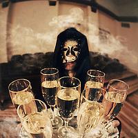 Black Curtain-The Ball Room