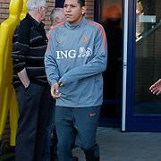 NLD/Katwijk/20110321 - Training Nederlandse Elftal Hongarije - NLD, Hedwiges Maduro
