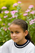 Santos Dumont_MG, Brasil...Retrato de uma garota...The girl portrait...Foto: LEO DRUMOND / NITRO