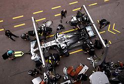 May 23, 2019 - Monte Carlo, Monaco - Motorsports: FIA Formula One World Championship 2019, Grand Prix of Monaco, ..#77 Valtteri Bottas (FIN, Mercedes AMG Petronas Motorsport) (Credit Image: © Hoch Zwei via ZUMA Wire)