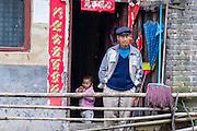 China, Yangshuo town