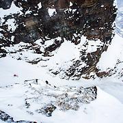 Skier: Antti Leuku Line: Otertinden North