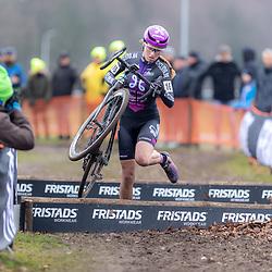 12-01-2020: Wielrennen: NK Veldrijden: Rucphen <br />Susanne Meistrok
