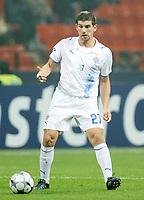 "Cedric Bardon (Anorthosis)<br /> Milano 22/10/2008 Stadio ""Giuseppe Meazza"" <br /> Champions League 2008/2009<br /> Inter-Anorthosis (1-0)<br /> Foto Luca Pagliaricci Insidefoto"