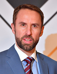 Gareth Southgate during the red carpet arrivals for the BBC Sports Personality of the Year 2018 at The Vox at Resorts World Birmingham.