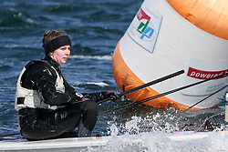 , Kiel - Young Europeans Sailing 14.05. - 17.05.2016, Laser Rad. W - GER 210137 - Laura Bo VOSS - Mühlenberger Segel-Club e. V몢