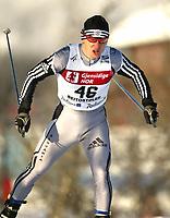 Langrenn, 22. november 2003, Verdenscup Beitostølen,  Martin  Bajcicak