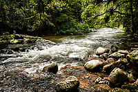 Rio Natal. São Bento do Sul, Santa Catarina, Brasil. / <br /> Natal River. São Bento do Sul, Santa Catarina, Brazil.