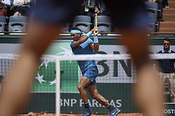 June 4, 2018 - Paris, France - Rafael Nadal vs Maximilian Marterer (Credit Image: © Panoramic via ZUMA Press)