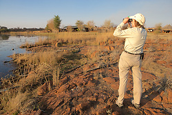 Gill Bates at Mankwe Wildlife Reserve