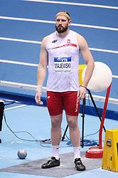 07.03.2014, Ergo Arena, Sopot, POL, IAAF, Leichtathletik Indoor WM, Sopot 2014, Tag 1, im Bild TOMASZ MAJEWSKI // TOMASZ MAJEWSKI during day one of IAAF World Indoor Championships Sopot 2014 at the Ergo Arena in Sopot, Poland on 2014/03/07. EXPA Pictures © 2014, PhotoCredit: EXPA/ Newspix/ Piotr Matusewicz<br /> <br /> *****ATTENTION - for AUT, SLO, CRO, SRB, BIH, MAZ, TUR, SUI, SWE only*****
