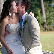 Maine Outdoor Wedding Photography in Arrowsic