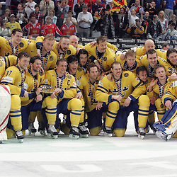 20100523: GER, 74. IIHF WC, Sweden vs Germany for 3rd place