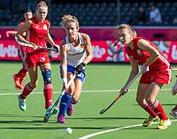 ANTWERP - BELFIUS EUROHOCKEY Championship.  women  England v Belarus (4-3) . Shona McCallin (Eng) WSP/ KOEN SUYK