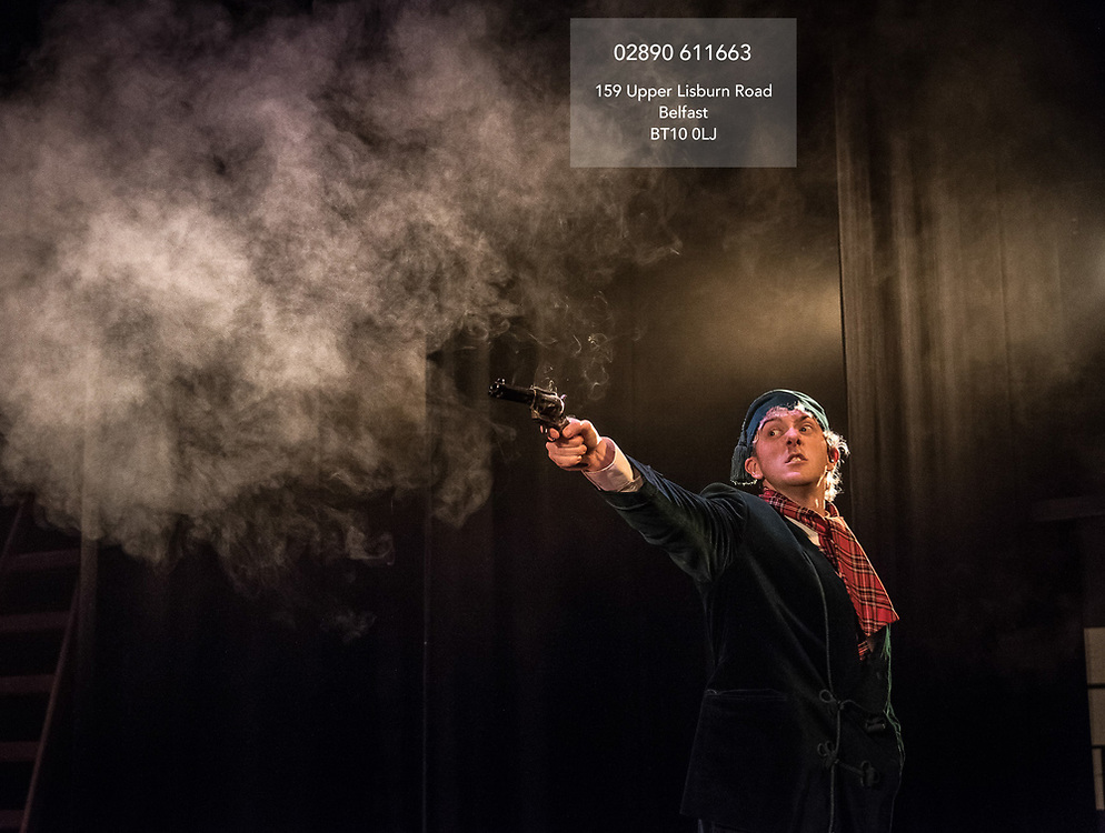 Theatre production Photography by Chris Hill
