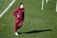 Atletico de Madrid's Physical trainer Oscar El Profe Ortega during training session. March 14,2017.(ALTERPHOTOS/Acero)
