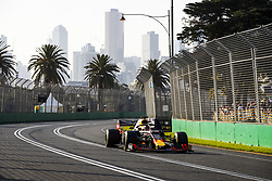 March 17, 2019 - Melbourne, Australia - Motorsports: FIA Formula One World Championship 2019, Grand Prix of Australia, ..#33 Max Verstappen (NLD, Aston Martin Red Bull Racing) (Credit Image: © Hoch Zwei via ZUMA Wire)