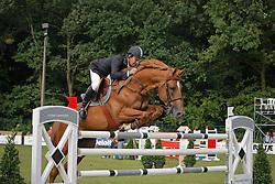 Le Jeune Phillipe, (BEL), Vigo d'Arsouilles<br /> Belgisch Kampioenschap Kapellen 2008<br /> Photo © Hippo Foto