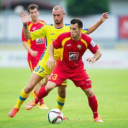 20150808: SLO, Football - Prva liga Telekom Slovenije 2015/16, NK Domzale vs NK Rudar