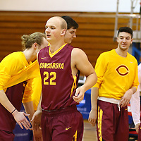 Concordia College (Minnesota) defeated Saint Mary's University of Minnesota 82-67  in MIAC play on the campus of Saint Mary's University in Winona, Minnesota.