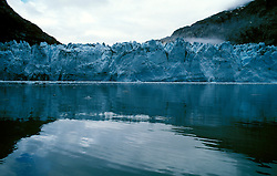 AK: Glacier Bay National Park, Alaska, Margerie Glacier    .Photo Copyright: Lee Foster, lee@fostertravel.com, www.fostertravel.com, (510) 549-2202.Image: akglac206