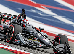March 22, 2019 - Austin, Texas, U.S. - ED JONES (20) of The United Emirates goes through the turns during practice for the INDYCAR Classic at Circuit Of The Americas in Austin, Texas. (Credit Image: © Walter G Arce Sr Asp Inc/ASP)