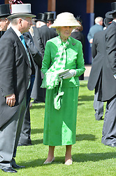 Princess Alexandra at The Investec Derby, Epsom, Surrey England. 3 June 2017.<br /> Photo by Dominic O'Neill/SilverHub 0203 174 1069 sales@silverhubmedia.com