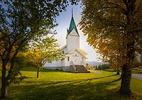 Ramsvik kirke er en langkirke fra 1908 i Indre Fosen kommune, Trøndelag fylke.