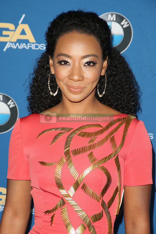 BEVERLY HILLS, CA - FEBRUARY 3: Leslie Mann and Judd Apatow at the 70th Annual Directors Guild of America Awards (DGA, DGAs), at The Beverly Hilton Hotel in Beverly Hills, California on February 3, 2018. CAP/MPI/FS ©FS/Capital Pictures. 03 Feb 2018 Pictured: Betty Gabriel. Photo credit: FS/Capital Pictures / MEGA TheMegaAgency.com +1 888 505 6342