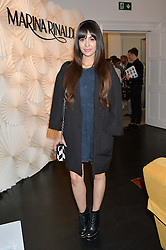 ZARA MARTIN at the launch of the new Marina Rinaldi flagship store at 5 Albemarle Street, London on 3rd July 2014.