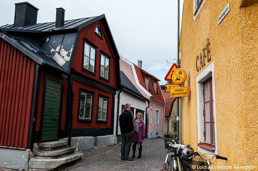 Medieval Visby - UNESCO Heritage Site