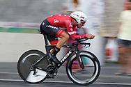 Matthias Brandle (AUT - Trek - Segafredo) during the UCI World Tour, Tour of Spain (Vuelta) 2018, Stage 1, individual time trial, Malaga - Malaga (8km) in Spain, on August 26th, 2018 - Photo Luis Angel Gomez / BettiniPhoto / ProSportsImages / DPPI