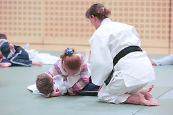Get fit kids activities, judo