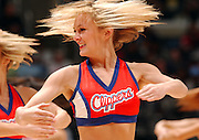 LOS ANGELES - JANUARY 16:  of the Los Angeles Clippers against the Utah Jazz on January 16, 2006 at Staples Center in Los Angeles, California.  NOTE TO USER: User expressly acknowledges and agrees that, by downloading and/or using this Photograph, user is consenting to the terms and conditions of the Getty Images License Agreement. Mandatory Copyright Notice: Copyright 2006 NBAE (Photo by Jeffrey Bottari/NBAE via Getty Images)