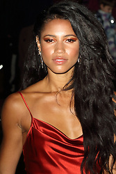 February 18, 2019 - London, United Kingdom - Vick Hope at the Naked Heart Foundation's Fabulous Fund Fair at the Roundhouse, Chalk Farm (Credit Image: © Keith Mayhew/SOPA Images via ZUMA Wire)