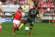Rotherham United v Bristol Rovers 210418