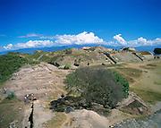 Mt. Alban, Oaxaca, Mexico<br />