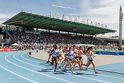 adidas Grand Prix Diamond League Track & Field: high school girls Dream Mile,