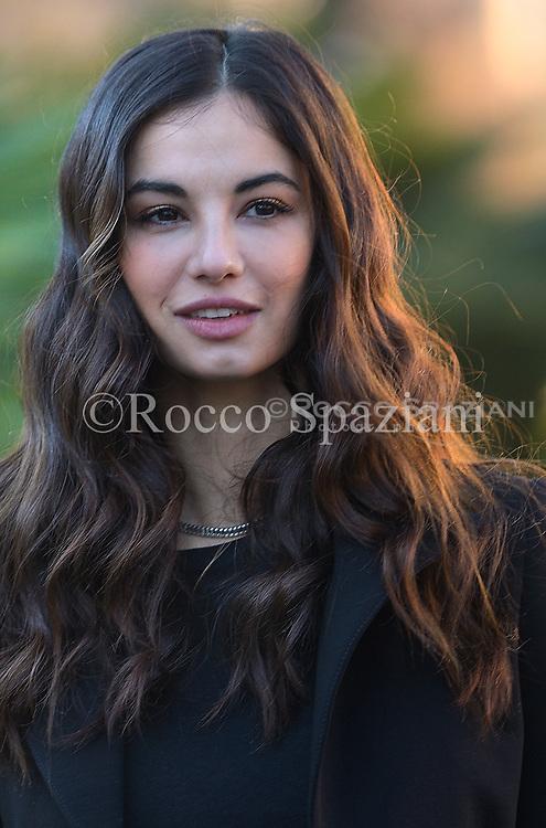 Francesca Chillemi.Natale da chef movie photocall, Rome, Italy - 05 Dec 2017