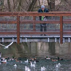 Cena Urbana (Paisagem) fotografado na Alemanha, na Unição Européia - Europa. Registro feito em 2016.<br /> ⠀<br /> <br /> ENGLISH: Urban Scene photographed in Germany, in European Union - Europe. Picture made in 2016.